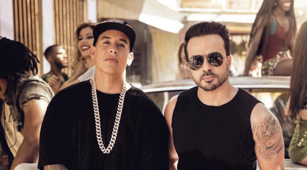 Daddy Yankee (links) und Luis Fonsi (rechts) haben einen neuen Rekord aufgestellt