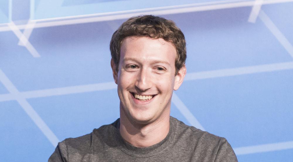 Mark Zuckerberg stellte bei der Entwicklerkonferenz F8 die Facebook-Neuerungen vor