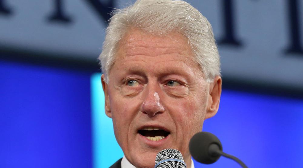 Bill Clintons Präsidenten-Thriller wird mit Spannung erwartet