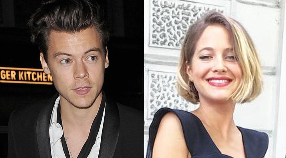 Harry Styles hat sich offenbar in das Model Tess Ward verliebt