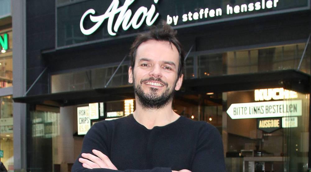 Koch und Entertainer: Steffen Henssler