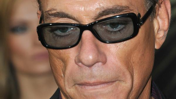 Jean-Claude Van Damme hat Sorgen mit seinem Sohn Nicholas