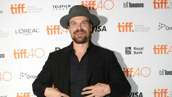 "David Harbour schlüpft in die Rolle des ""Hellboy"""
