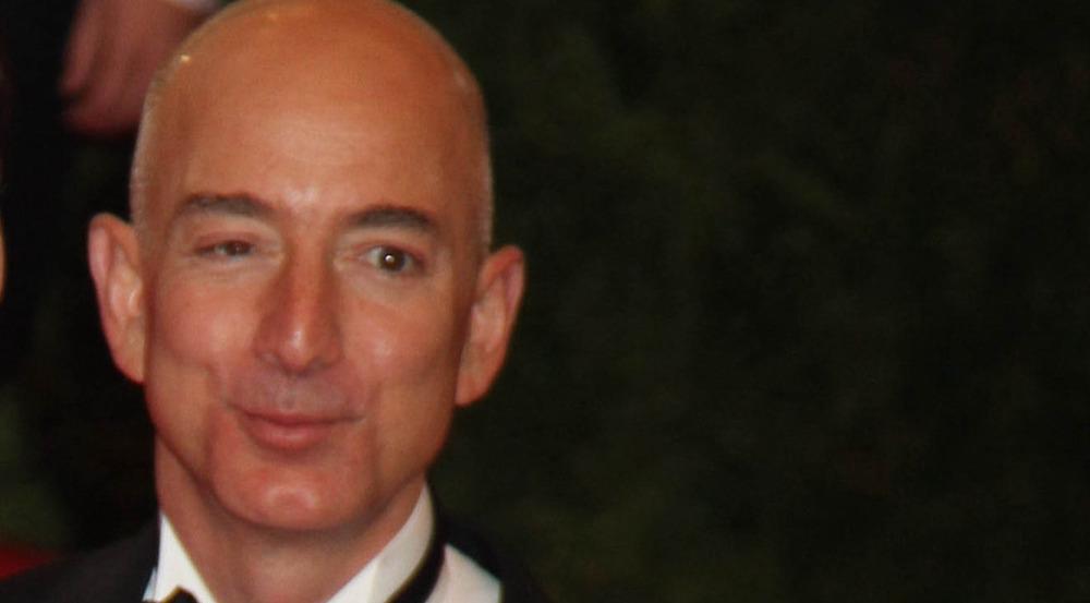Jeff Bezos bei einer Veranstaltung in New York