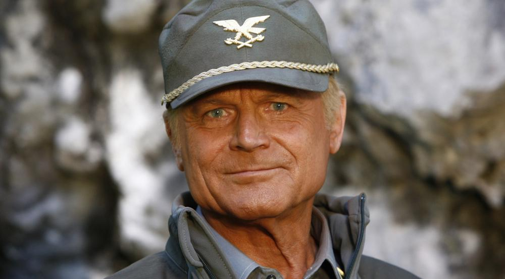 Terence Hill als Forstwächter Pietro in