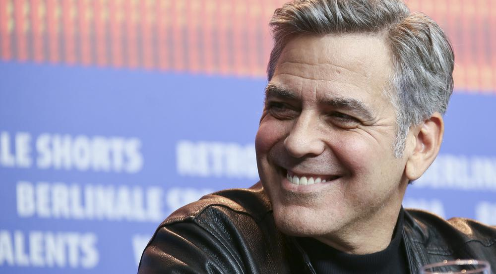 Glückwunsch, George Clooney! Er ist laut Wissenschaft der schönste Mann der Welt