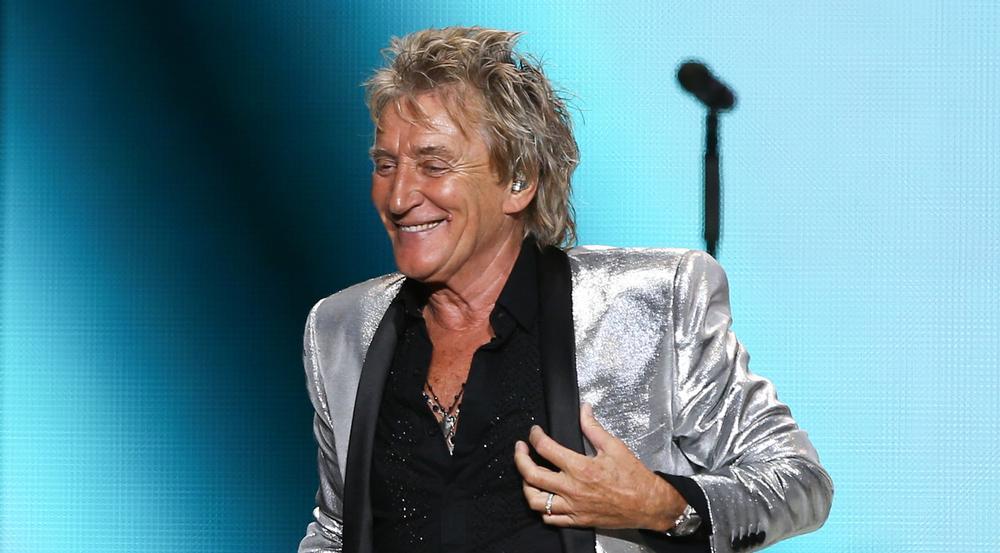 Sänger Rod Stewart zögerte nicht lange und unterstützte hilfsbedürftige Familien mit einer Geldspende