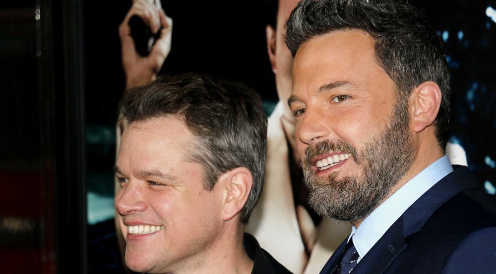 Ben Affleck und Matt Damon produzieren ihre erste Serie