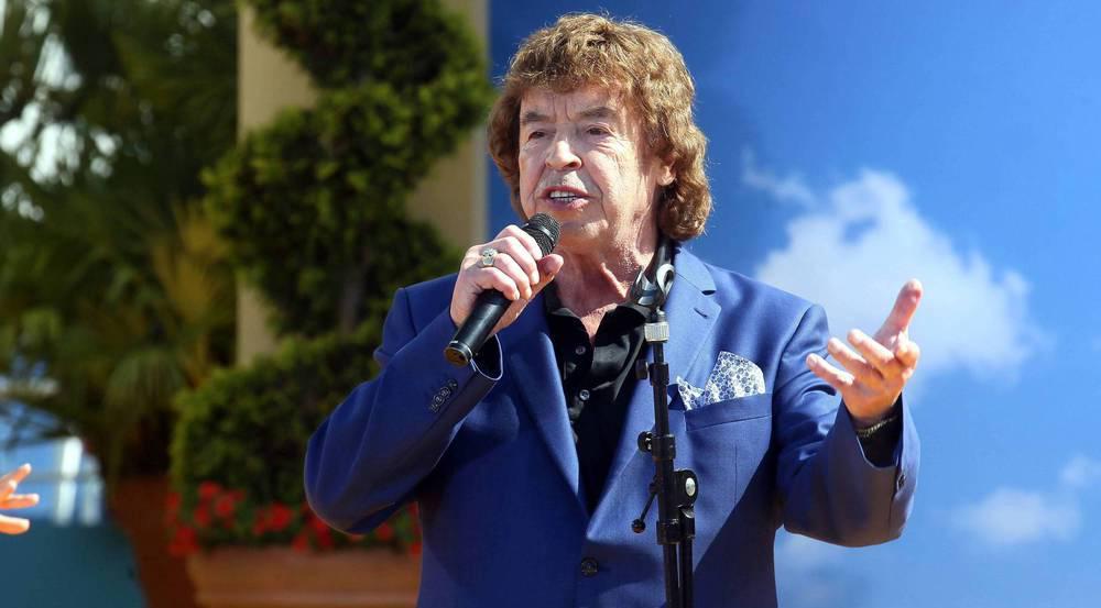Würde gerne noch einmal zum Eurovision Song Contest fahren: Tony Marshall