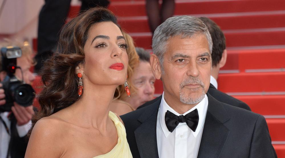 Wenn es um ihre Kinder geht, ist mit Amal und George Clooney nicht zu spaßen