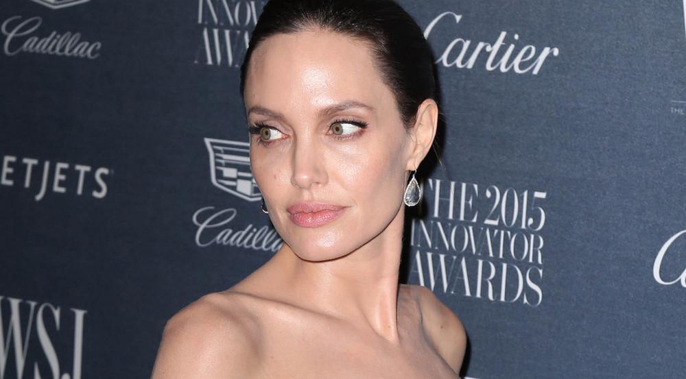 Angelina Jolie lässt die Vorwürfe nicht auf sich sitzen