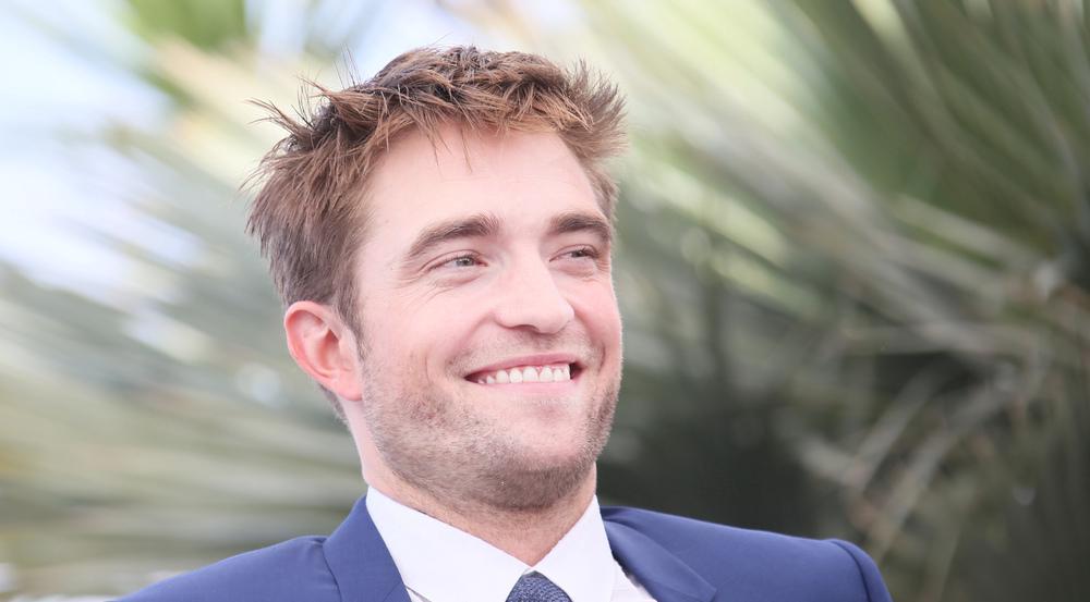 Heute kann er auch lachen: Robert Pattinson
