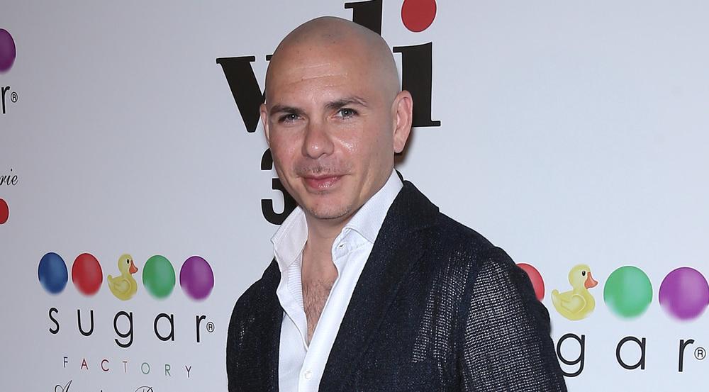 US-Rapper Pitbull hat vor der weiblichen Stärke größten Respekt