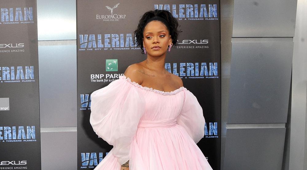 Rihanna bringt bald ihre eigene Kosmetik-Linie auf den Markt
