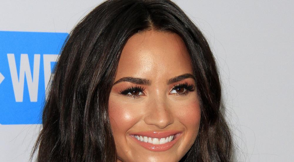 Demi Lovato bei einem Auftritt in Kalifornien