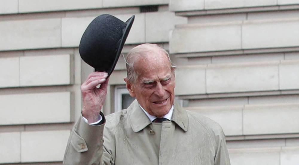 Sein letzter offizielle Auftritt: Prinz Philip in London