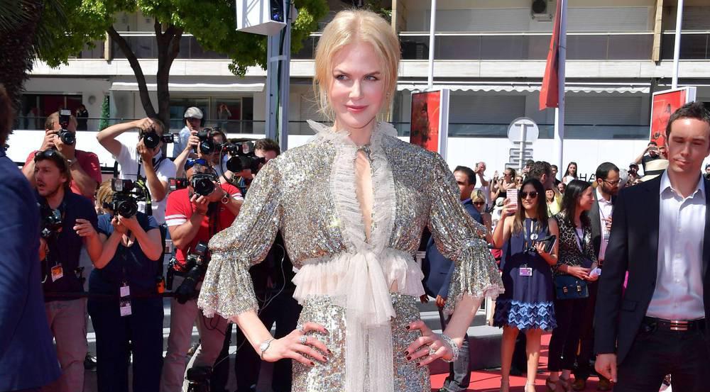 Nicole Kidman beim Filmfest in Cannes