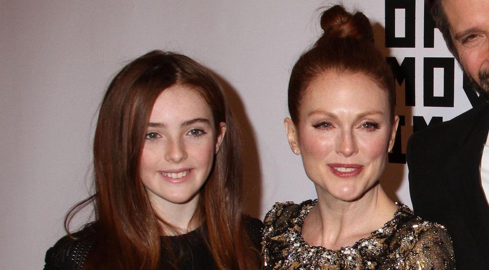Treten gerne zusammen in der Öffentlichkeit auf: Julianne Moore und ihre Tochter Liv