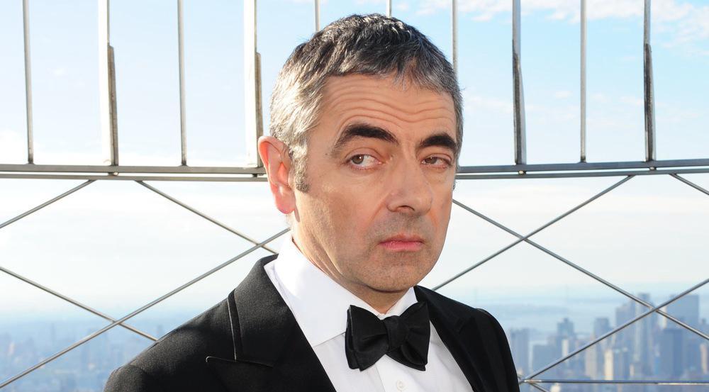 Rowan Atkinson wird bald wieder als Geheimagent Johnny English vor der Kamera stehen