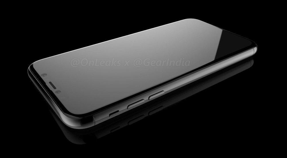 Die Hinweise verdichten sich, dass das neue iPhone 8 so ausehen wird