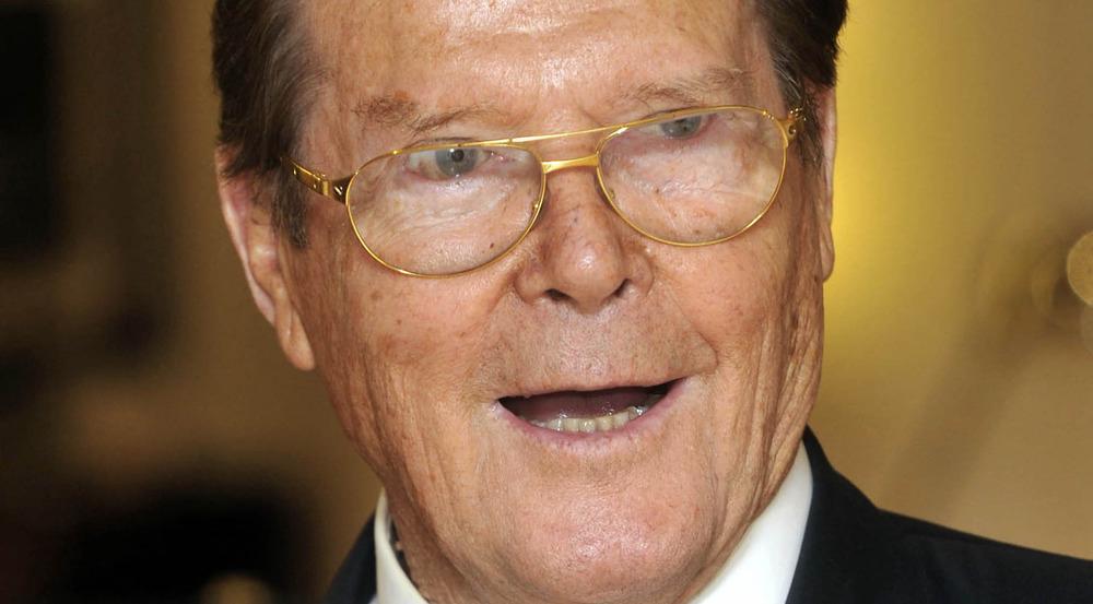 Roger Moore starb am Dienstag im Alter von 89 Jahren
