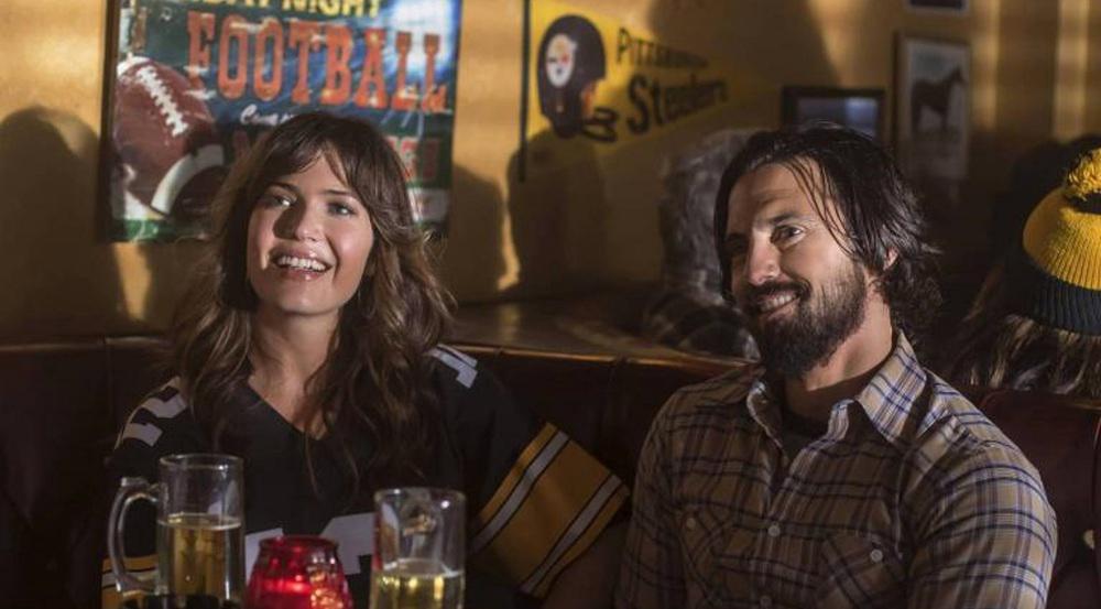 Mandy Moore und Milo Ventimiglia spielen die beiden Hauptcharaktere der Serie