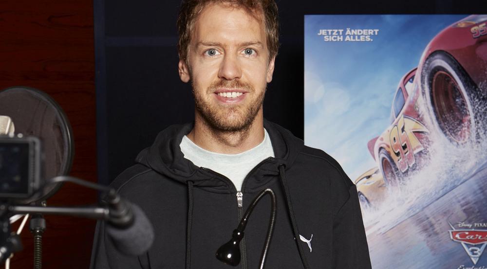 Sebastian Vettel ist bei