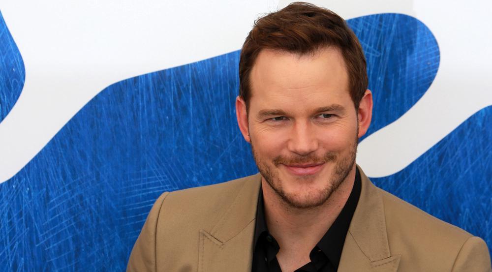 Er sieht nicht nur gut aus, er tut auch noch Gutes: Chris Pratt