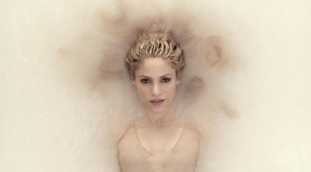 Shakira taucht mit neuer Musik auf