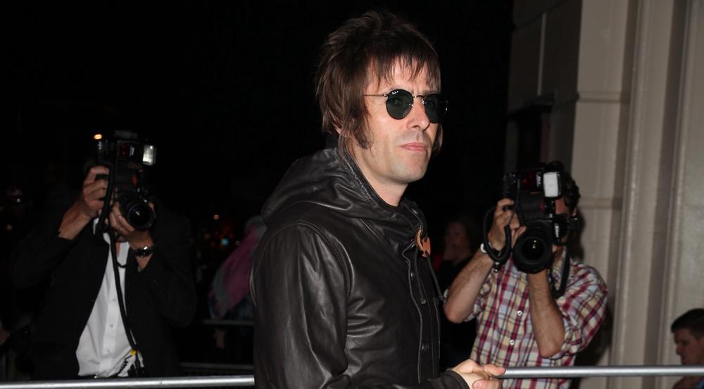 Ein Soloauftritt führt Liam Gallagher nach Manchester