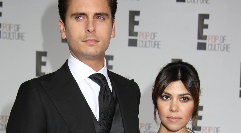 Kourtney Kardashian und Scott Disick im Jahr 2013