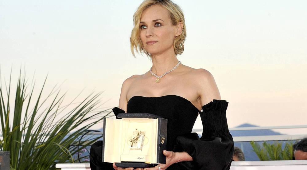 Diane Kruger wurde in Cannes ausgezeichnet