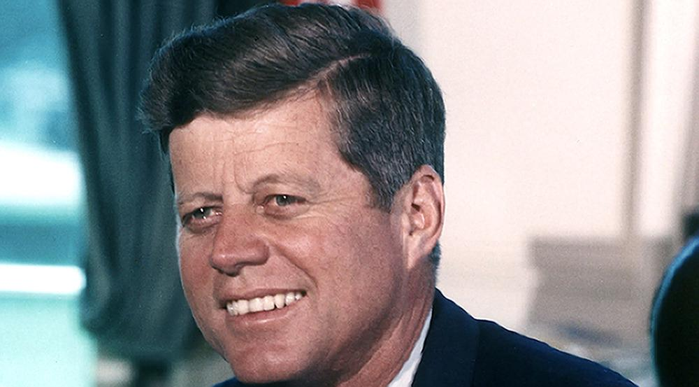 Präsident John F. Kennedy wusste stets mit seinem Charme zu überzeugen - und hatte doch einige unbequeme Geheimnisse