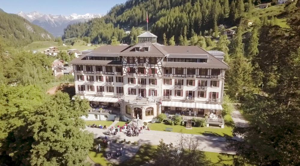 Hotel Römantiek: Jetzt kommen Senioren unter die Haube