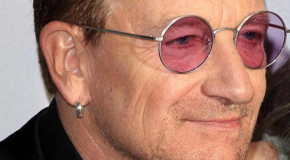 Bono hat Freundschaft mit George W. Bush geschlossen