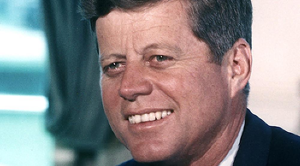 Viele US-Amerikaner sind davon überzeugt, dass John F. Kennedy der beste Präsident war, den das Land je hatte