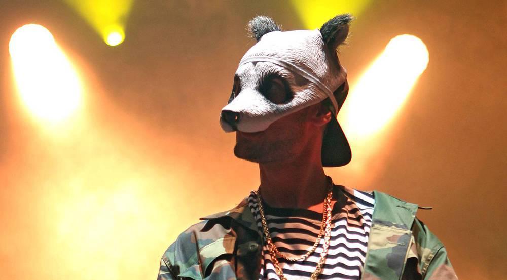 Wird Cro in Zukunft ohne Maske auf der Bühne stehen?
