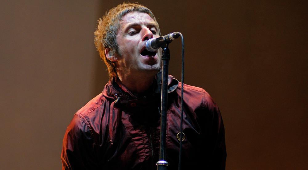 Zeigte sich von seiner gefühlvollen Seite: Ex-Oasis-Sänger Liam Gallagher