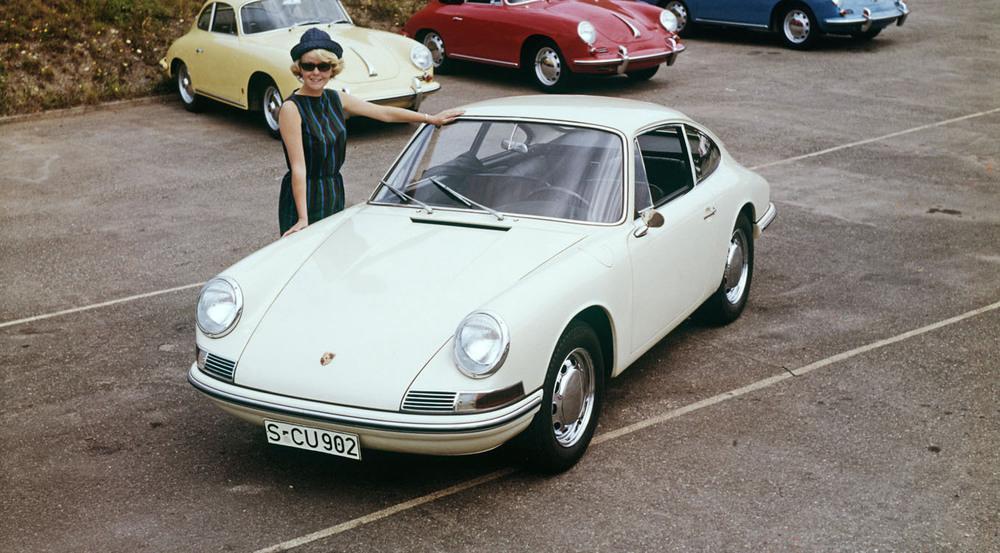 Sexy präsentiert: Porsche 901-Prototyp von 1963