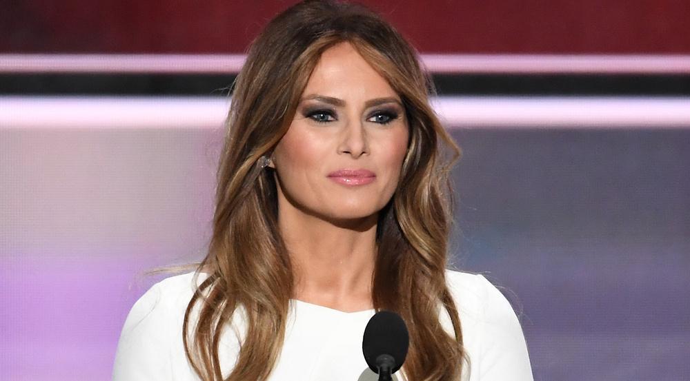 Melania Trump ist seit 2005 mit US-Präsident Donald Trump verheiratet