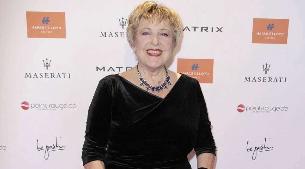 Marie-Luise Marjan gehört seit der ersten Folge zur