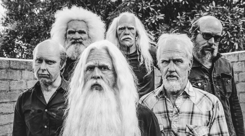 Dave Grohl und Co. im Senioren-Look ihres neuen Videos