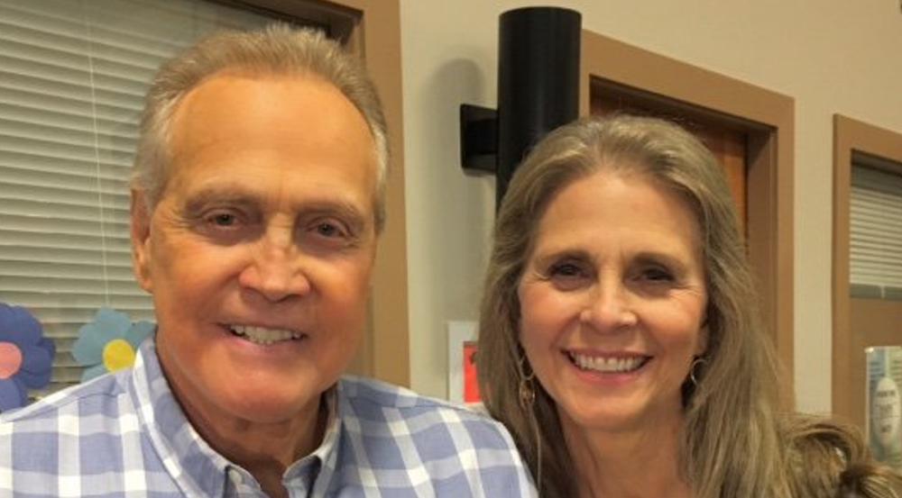 Lindsay Wagner und ihr langjähriger Serienbegleiter Lee Majors