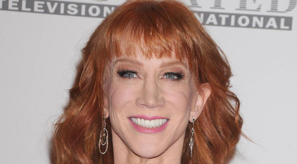 Kathy Griffin holt zum Gegenschlag aus