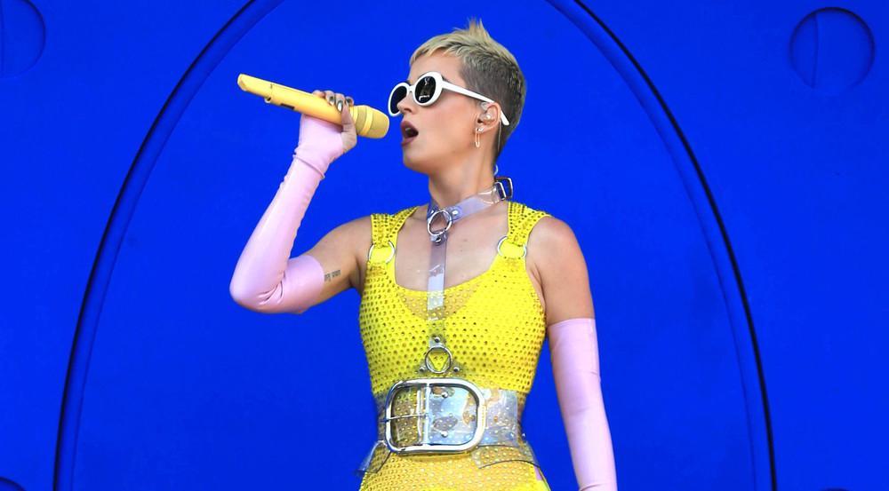 Katy Perry beim