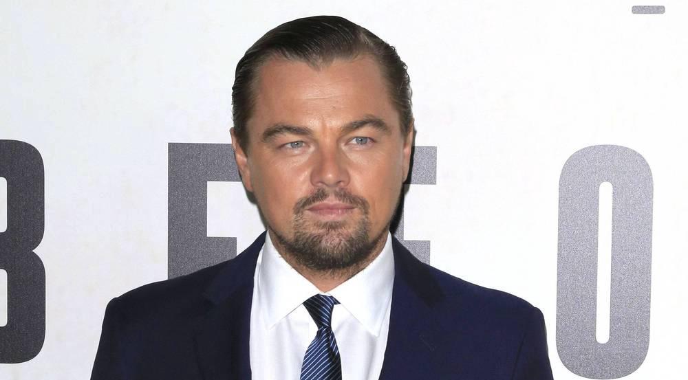 Vorzeige-Umweltaktivist Leonardo DiCaprio bei der Premiere seiner Klimawandel-Doku