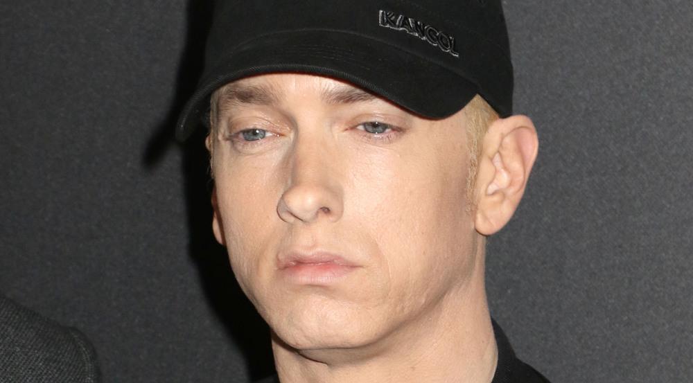 Grund zu lächeln hätte Eminem mit seiner offiziell anerkannten Wortschöpfung