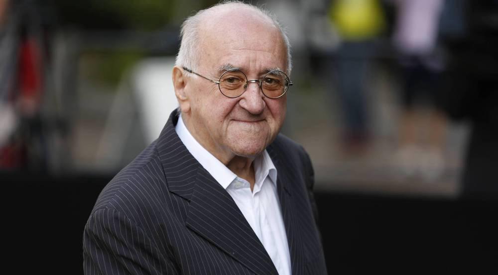 Alfred Biolek im Jahr 2015