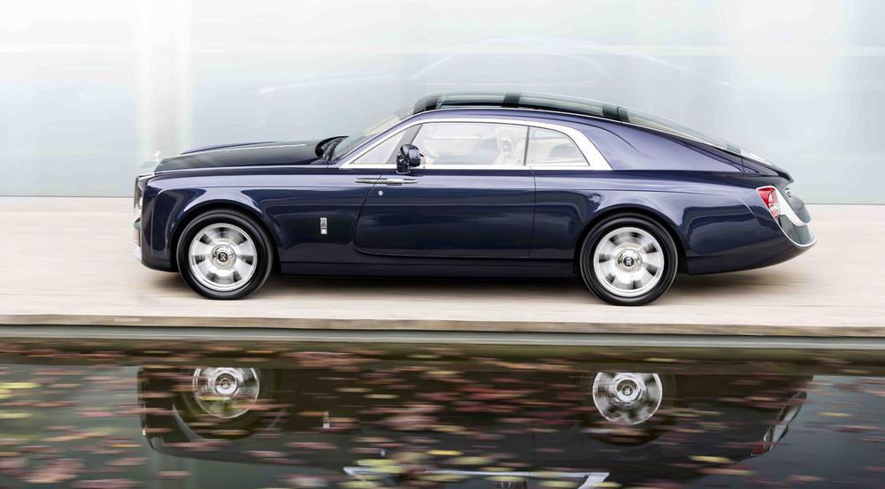 Größtes und teuerstes Grand Coupé der Welt: Rolls-Royce Sweptail