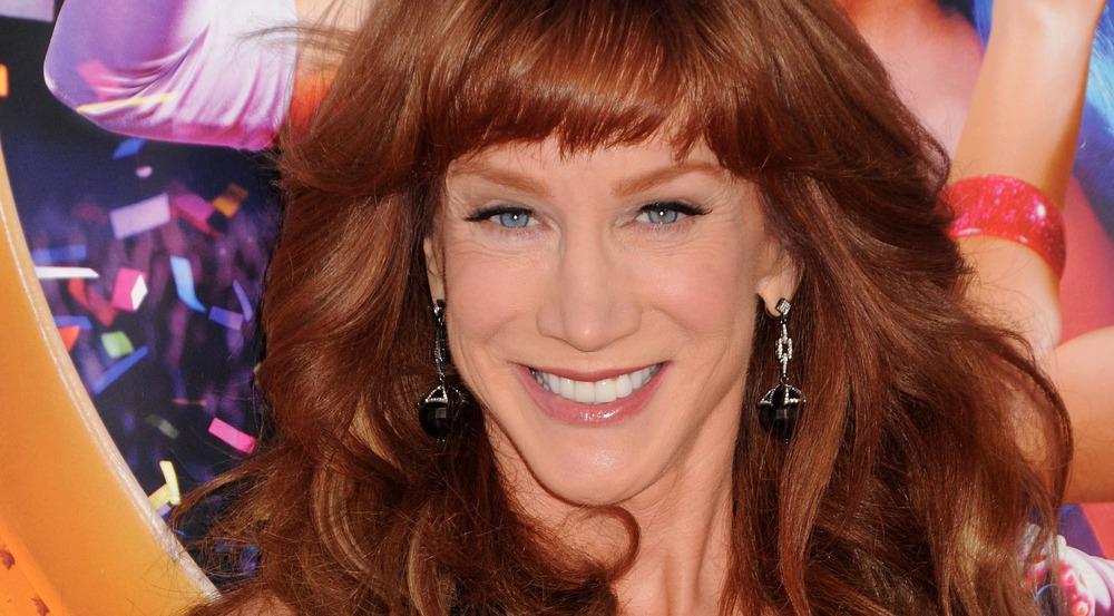Kathy Griffin hat sich mit einem makabren Scherz ins Abseits katapultiert